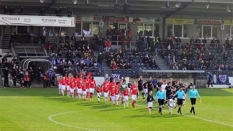 Brandenburg Derby: SVB vs. FCE 2:1
